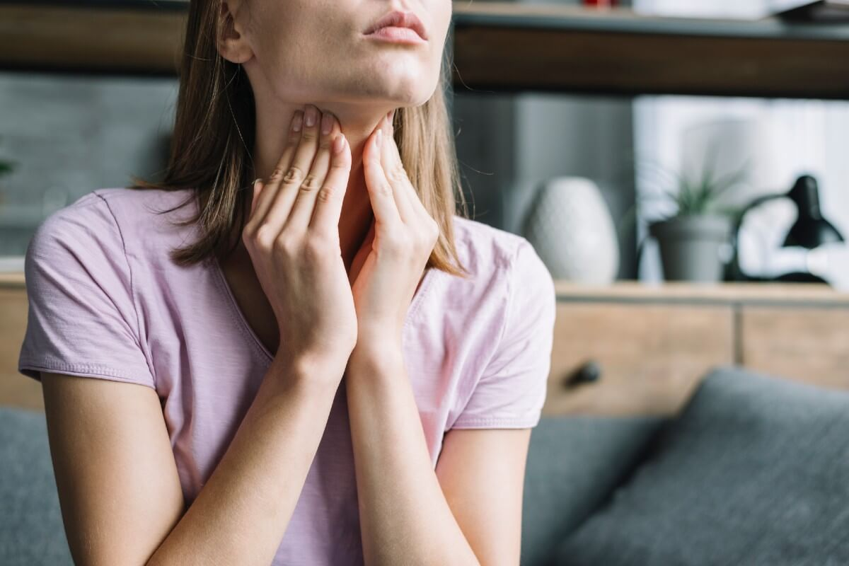 Dolor de garganta por muela del juicio