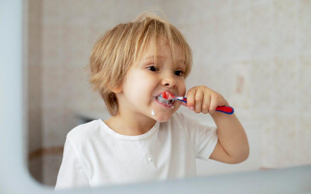 5 ideas para crear el hábito de higiene dental en niños