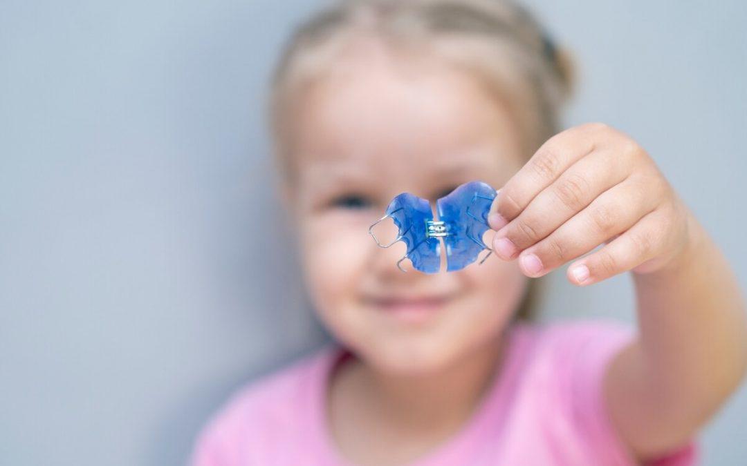 Guía para padres sobre la ortodoncia para niños